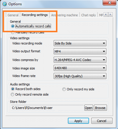 configuration_evaer