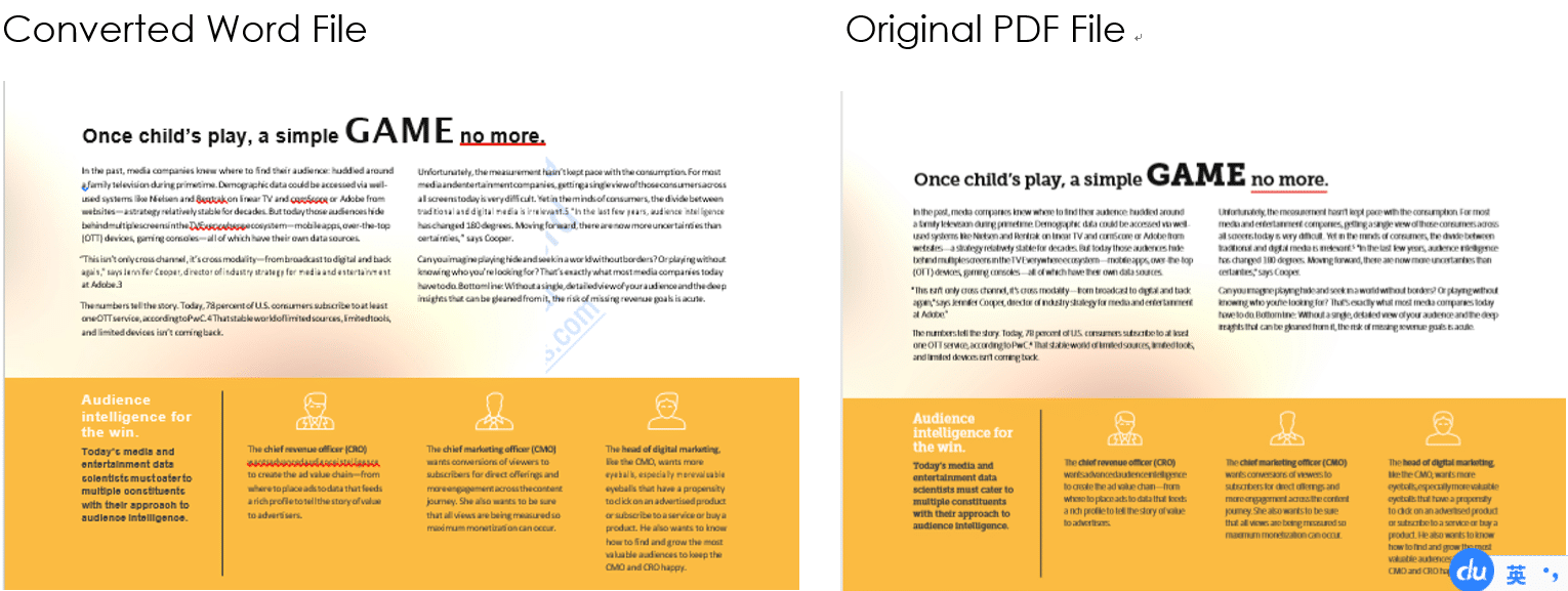 covert pdf to word