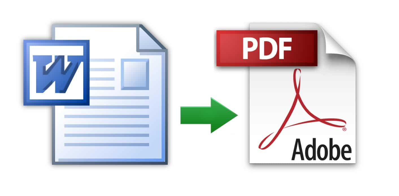 word to pdf converter offline