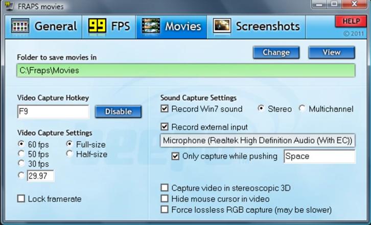 download fraps full version mac