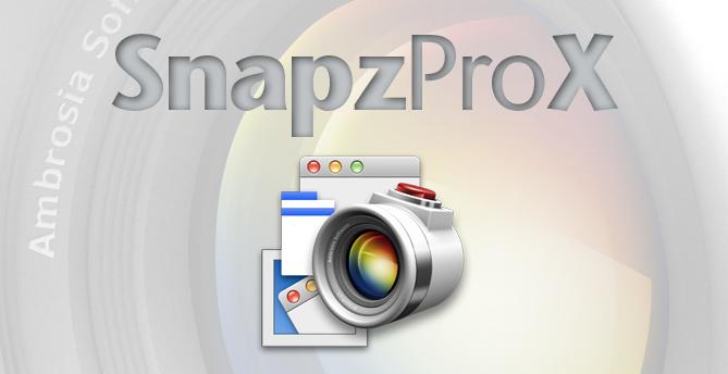 snapz_pro_x