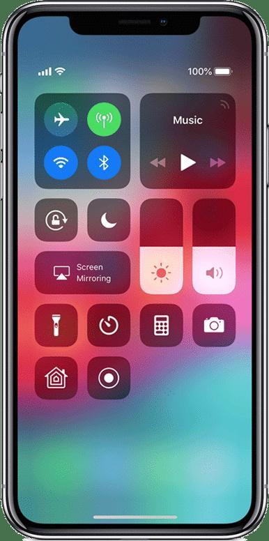 iOS Built-in-Screen Recording