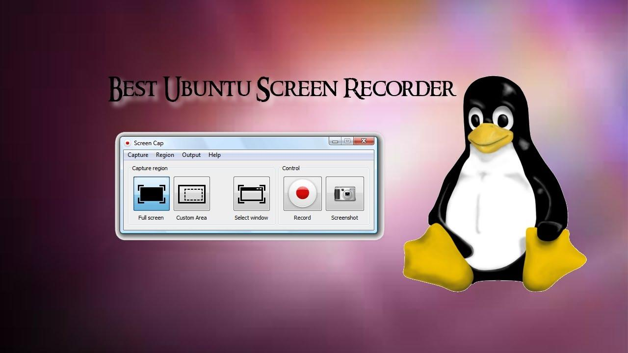 9 Best Screen Recorder for Linux / Ubuntu | TalkHelper