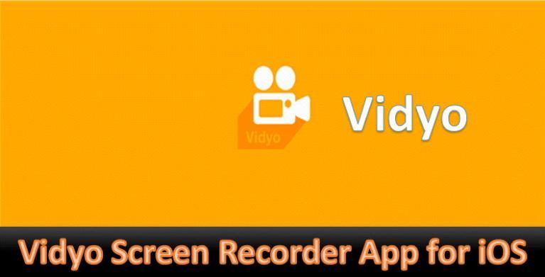 Vidyo Screen Recorder