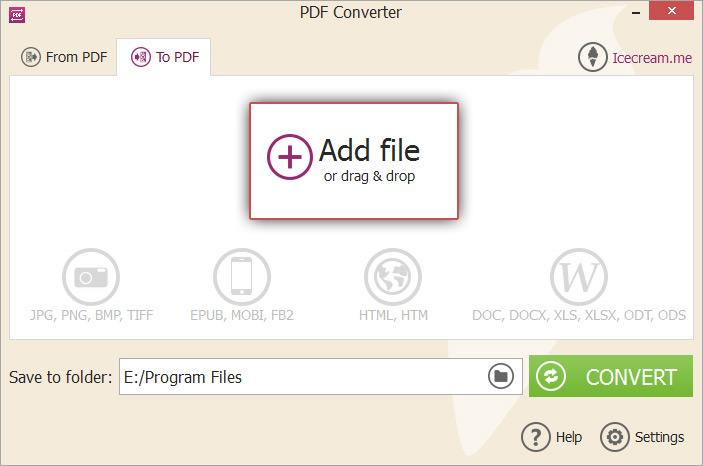 icecream_pdf_converter