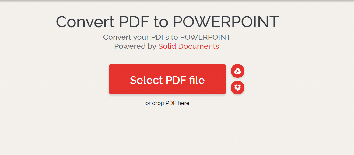 8 Best Pdf To Ppt Converter Software Offline Online Free Download