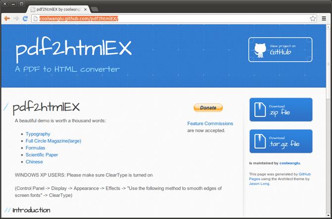 pdf2htmlex