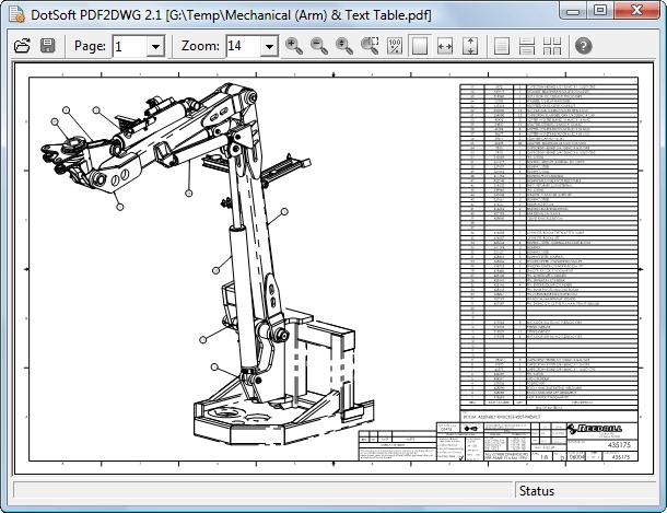 Dotsoft_pdf2DWG