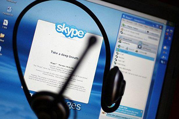 Skype safety