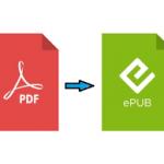 best pdf to epub converter