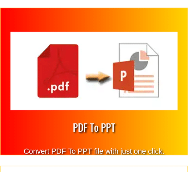 convert pdf into powerpoint free online