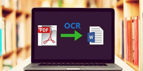 convert scanned pdf to editable word