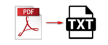 best pdf to text converter