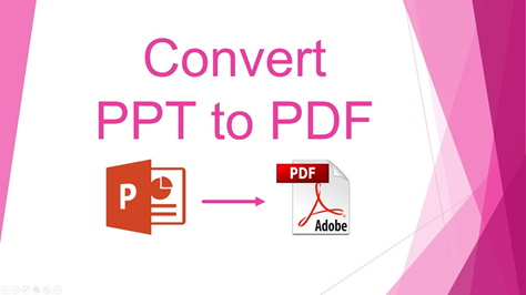 convert ppt to pdf free download software