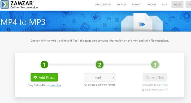 blogger.com Convert MP4 to MP3 - Best 10 Tools