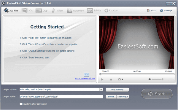 Easiestsoft-Video-Converter