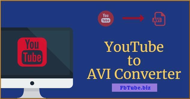 FbTube-YouTube-to-AVI-Converter