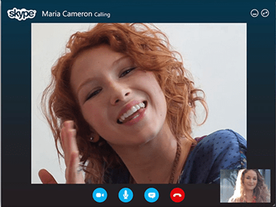 TalkHelper video recorder for Skype