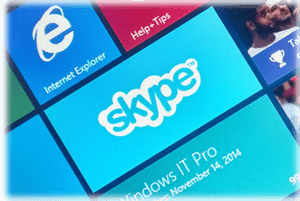 Skype recorder supports Skype 7
