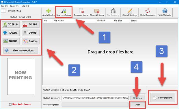 Epubsoft-Ebook-Converter
