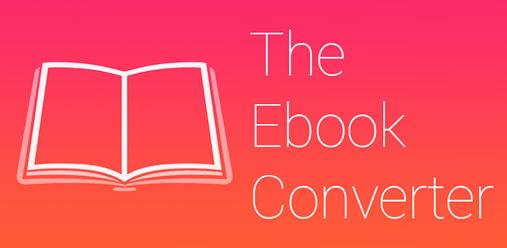 ebook-converter