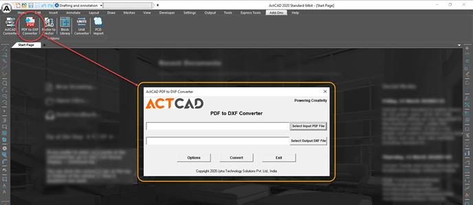 launch-actcad