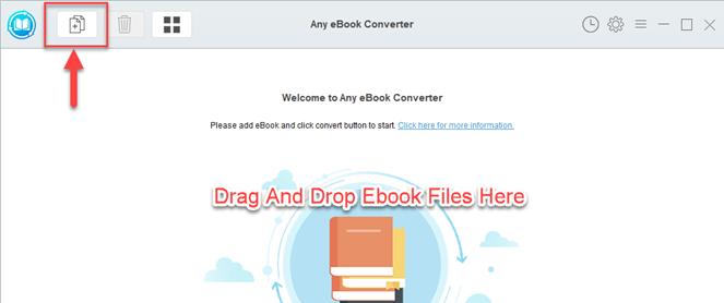 import source ebook files