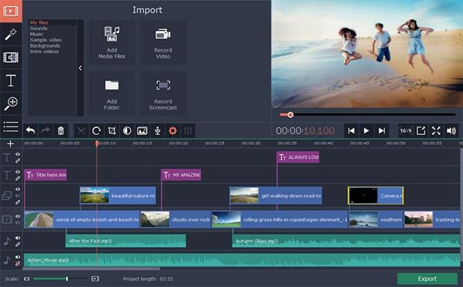 iMovie-Video-Editing-Software
