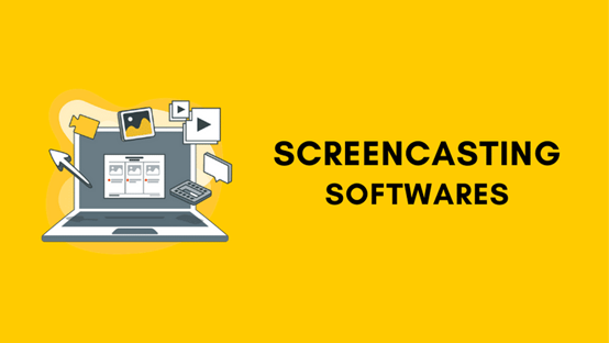 screencasting softwares