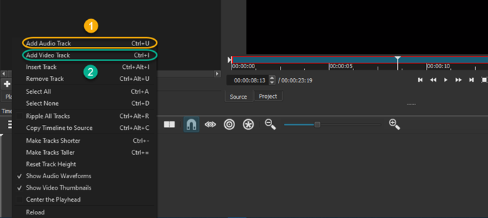 add_audio_video_track_shotcut