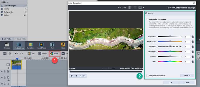 adjust-colors-stabilize-video