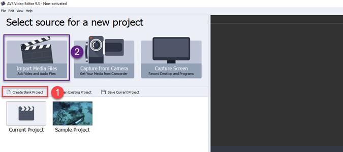 create-project-avs