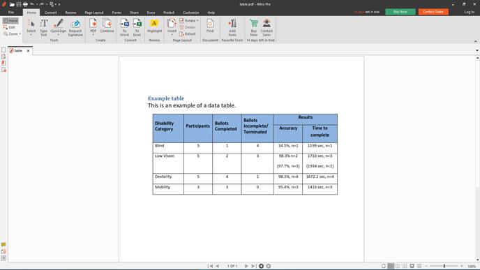 open-pdf-table-nitro-pro