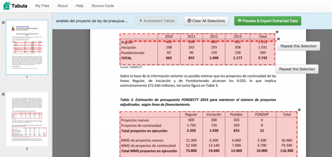 tabula-PDF