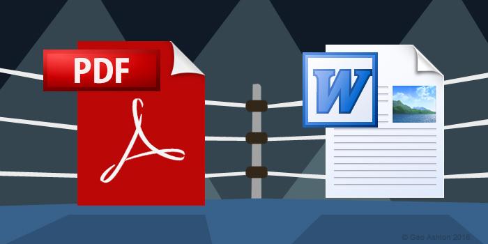 pdf-vs-word
