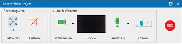 audio-webcam-capture