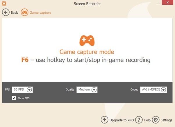 game-recording