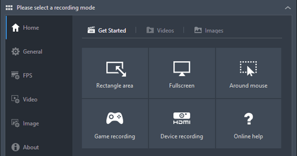recording-mode