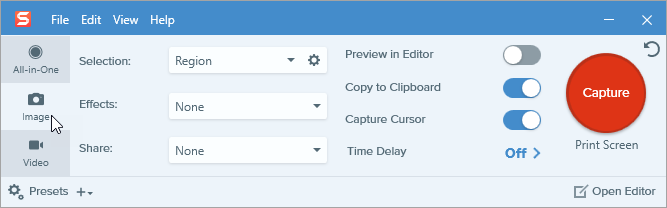capture-dropdown-menu