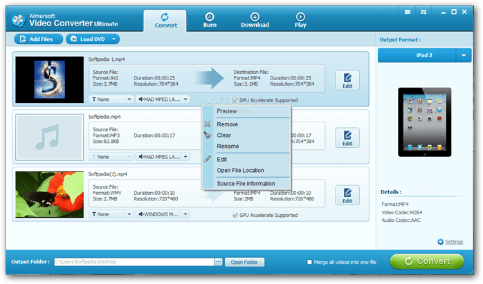 Aimersoft Video Converter Ultimate Buy Online