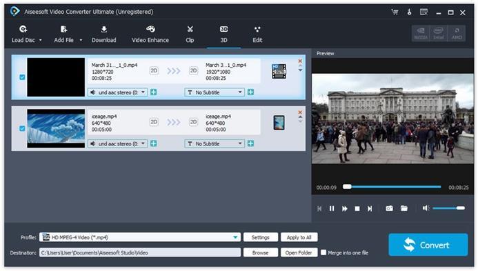 Aiseesoft Video Converter Ultimate-3