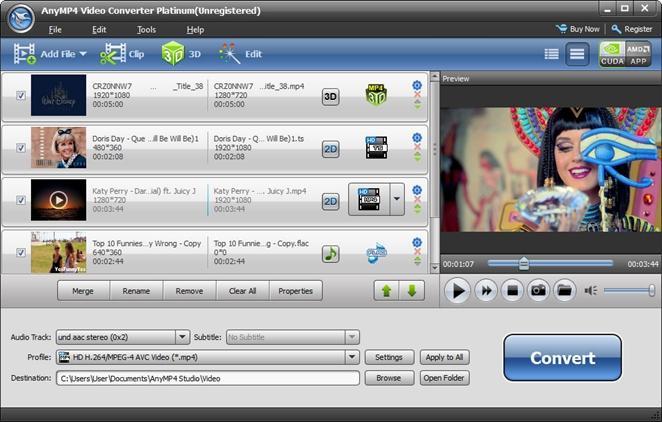 AnyMP4 Video Converter-4