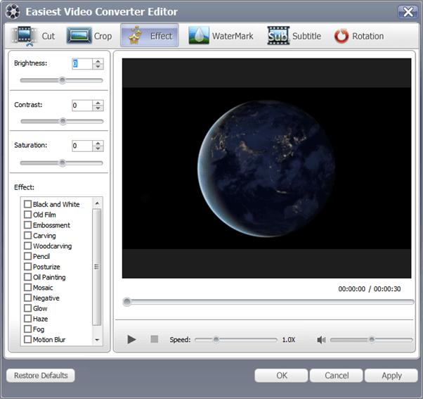 EasiestSoft Video Converter