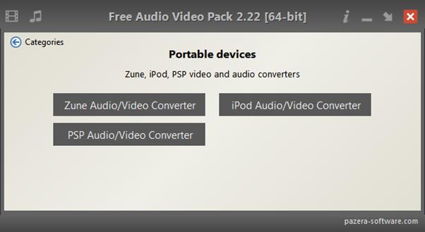 pazera-portable-devices