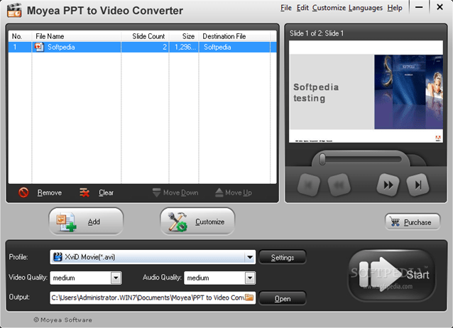 Moyea-PPT-to-Video-Converter