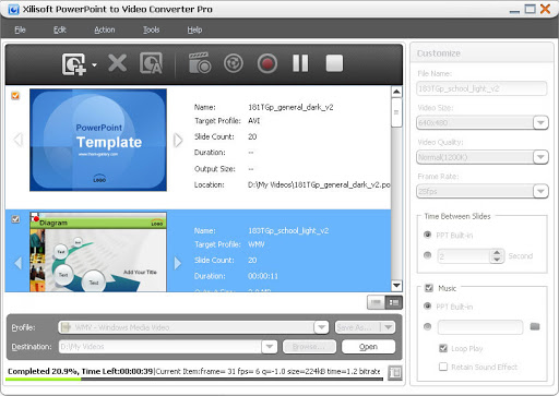 Xilisoft-Powerpoint-to-Video-Converter