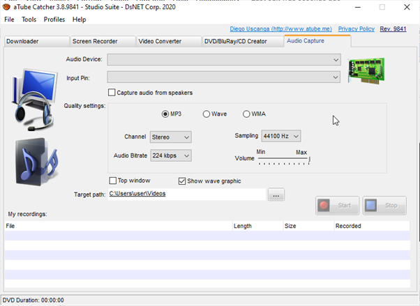 audio-capture-atube-catcher