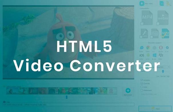 html5-video-converter