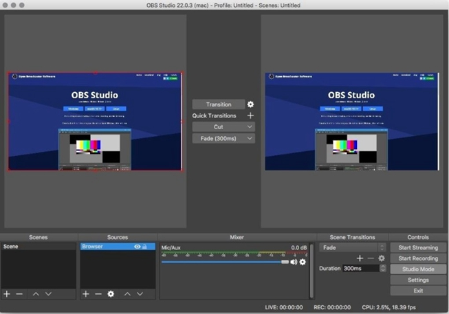 obs-studio-mac