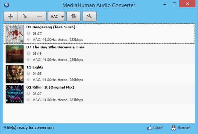 mediahuman-audio-converter